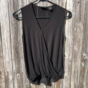 Adrienne Vittadini Dress Top | Size XS EC